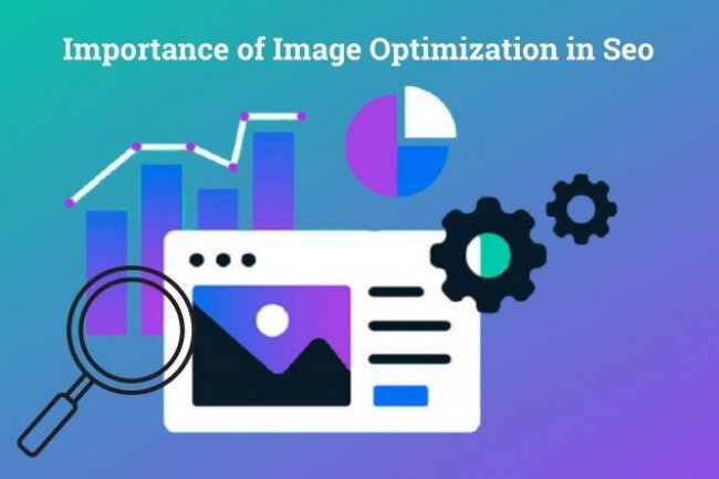 What is the importance of image optimization in SEO?