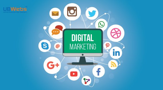 Enhance your business skills through digital marketing