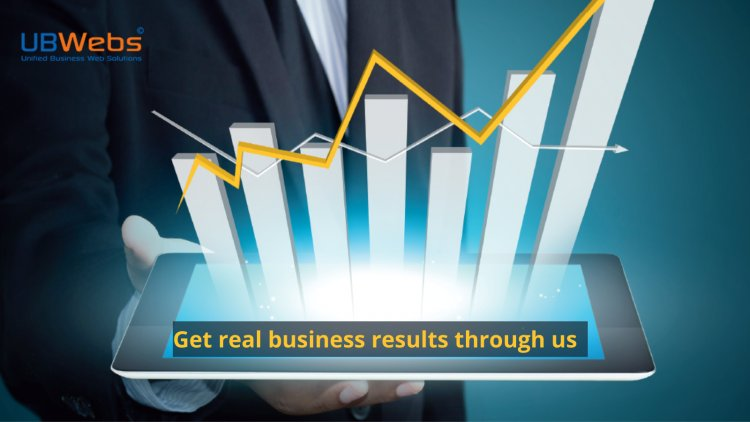 UbWebs – Get real business results through us