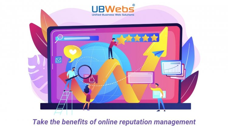 UBWebs – Take the benefits of online reputation management