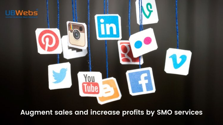 Augment sales and increase profits by SMO services